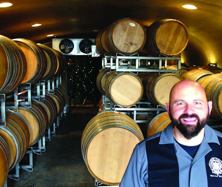 Future winemakers learn the craft at Walla Walla Community College