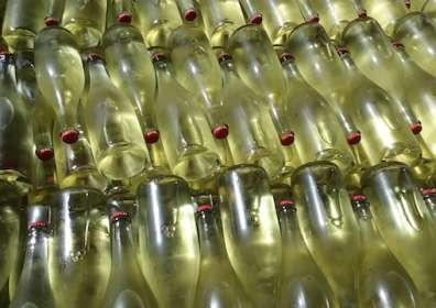 Walla Walla's College Cellars bottles 2015 Muscat before class starts