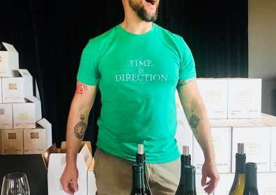 Interview with Jason, Fox, Owner and Head Winemaker of Lagana Cellars