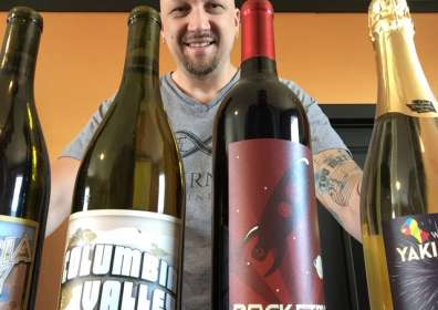 Washington wine's next generation: Brad Binko is having fun making great wine