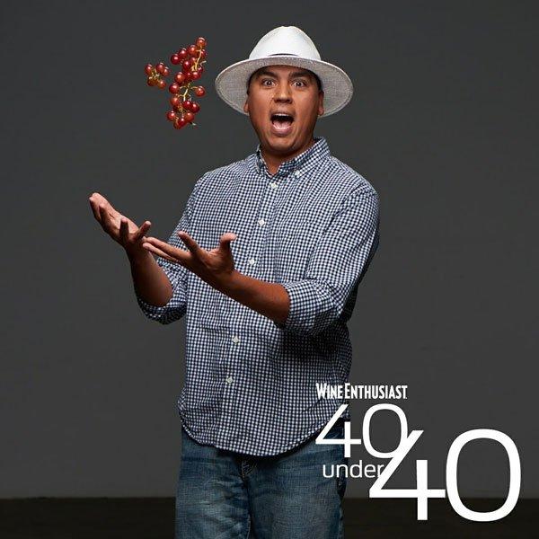40 Under 40 Tastemaker