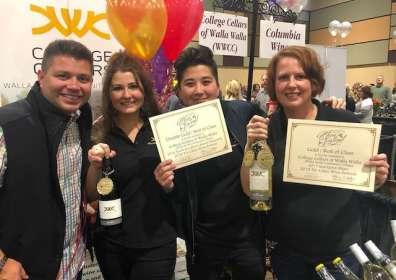 College Cellars of Walla Walla again tops Tri-Cities Wine Festival judging