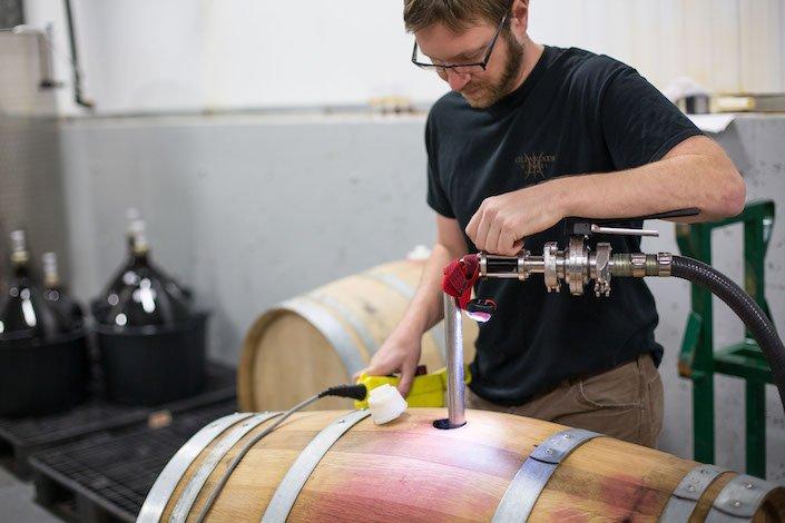 Alumni, College Cellars of Walla Walla rock San Francisco Chronicle Wine Competition
